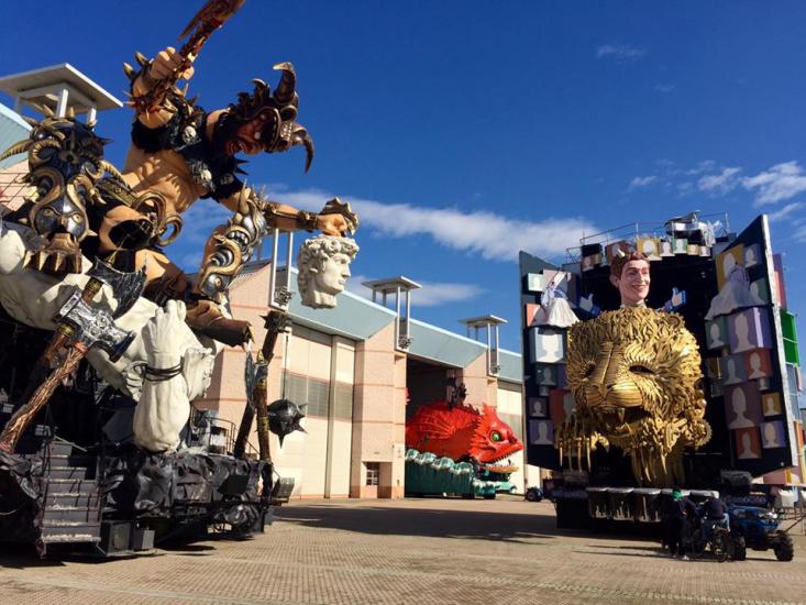 La Cittadella - Carnevale di viareggio