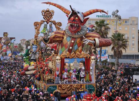 Carnevale in Toscana anno 2020